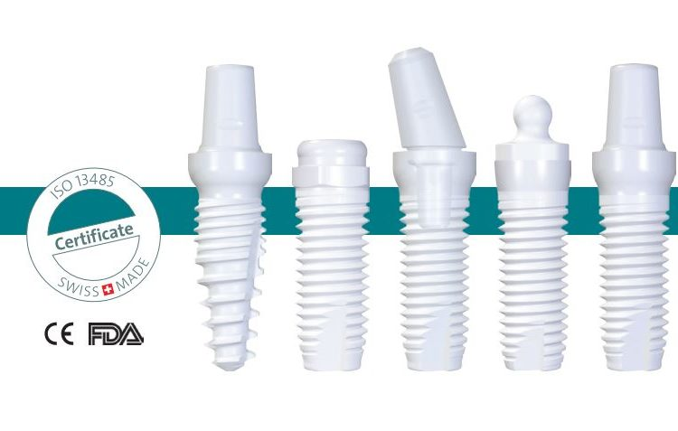 Zirconia Dental Implants Los Angeles