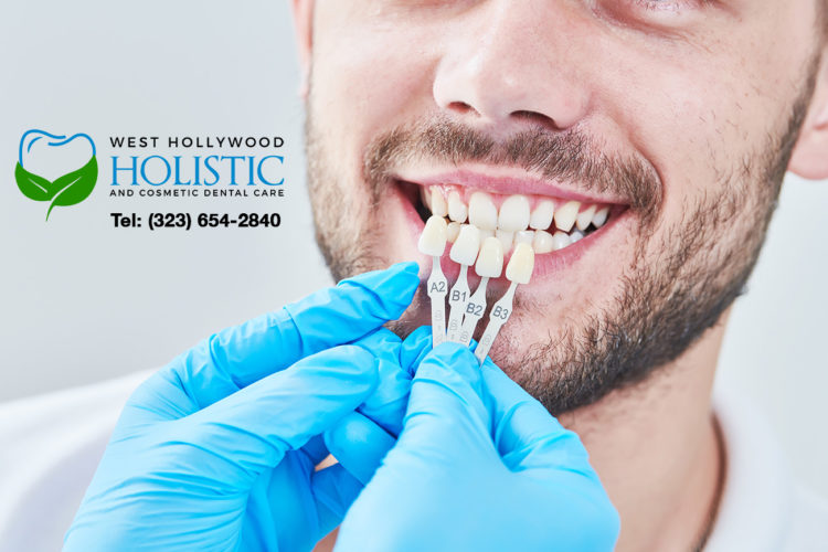 Fix teeth with veneers and implants