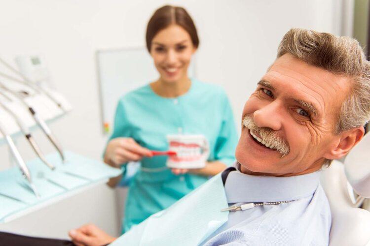 dental implants candidate